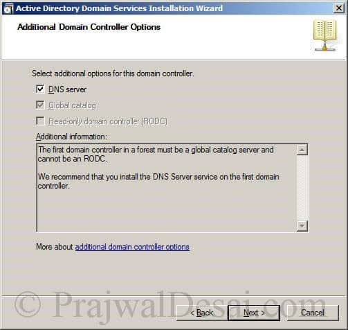 Deploying SCCM 2012 Part 1 Snap 13