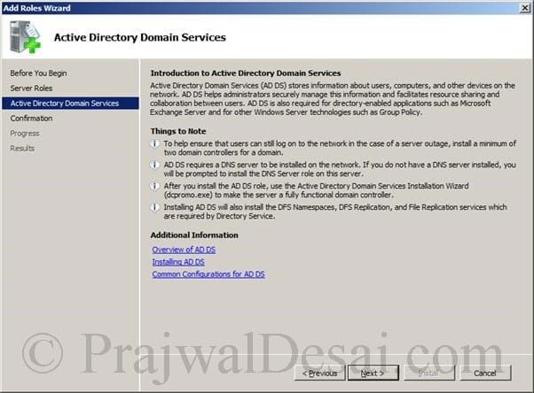 Deploying SCCM 2012 Part 1 Snap 4