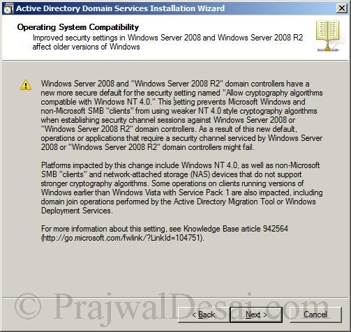 Deploying SCCM 2012 Part 1 Snap 8