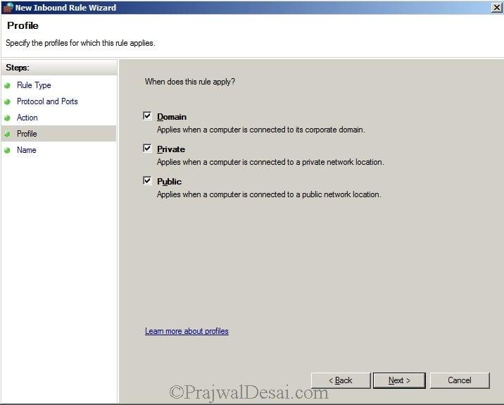 Deploying SCCM 2012 Part 5 – Installing WSUS Snap 32