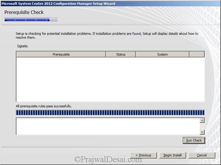 Deploying SCCM 2012 Part 6 – Installing SCCM 2012 Snap 25