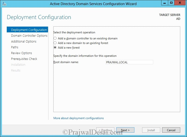 Installation of Lync Server 2013 Standard Edition Part 1 Snap 15