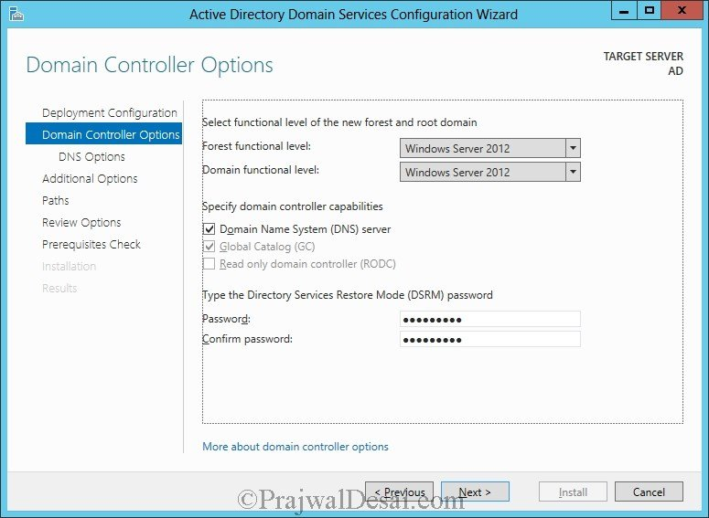 Installation of Lync Server 2013 Standard Edition Part 1 Snap 16