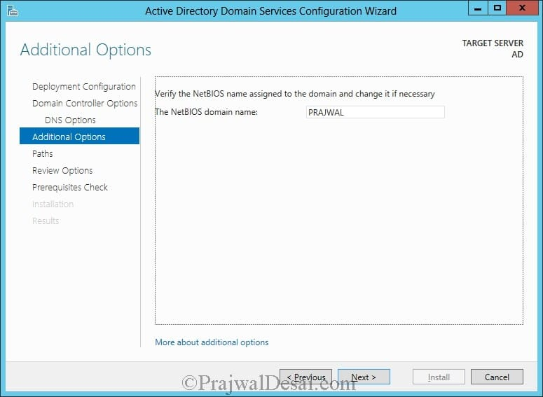 Installation of Lync Server 2013 Standard Edition Part 1 Snap 17