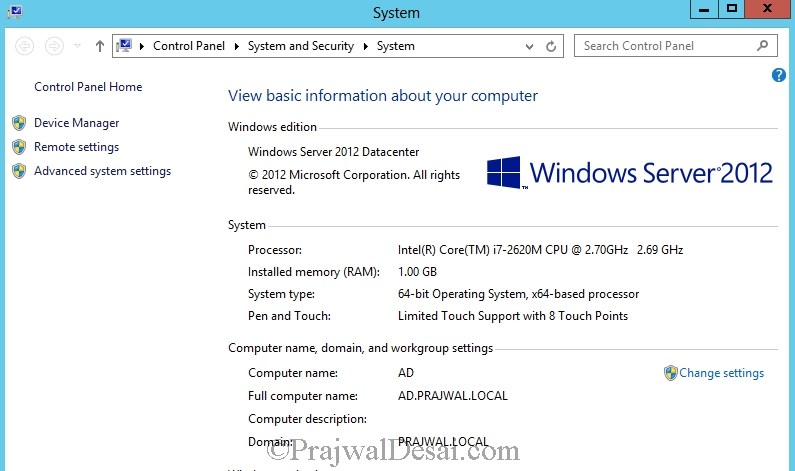 Installation of Lync Server 2013 Standard Edition Part 1 Snap 20