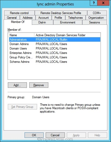 Installation of Lync Server 2013 Standard Edition Part 1 Snap 25