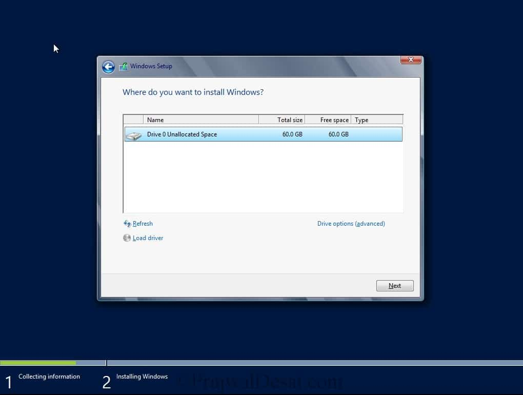 Installation of Lync Server 2013 Standard Edition Part 1 Snap 3