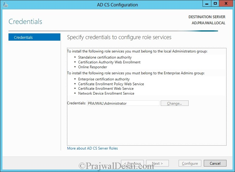 Installation of Lync Server 2013 Standard Edition Part 1 Snap 31