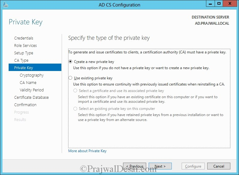 Installation of Lync Server 2013 Standard Edition Part 1 Snap 35
