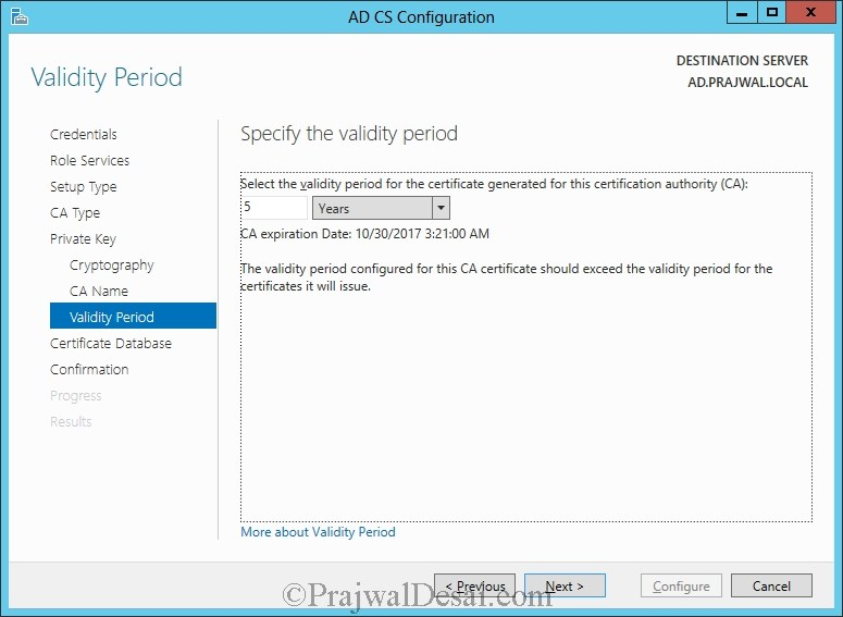 Installation of Lync Server 2013 Standard Edition Part 1 Snap 38