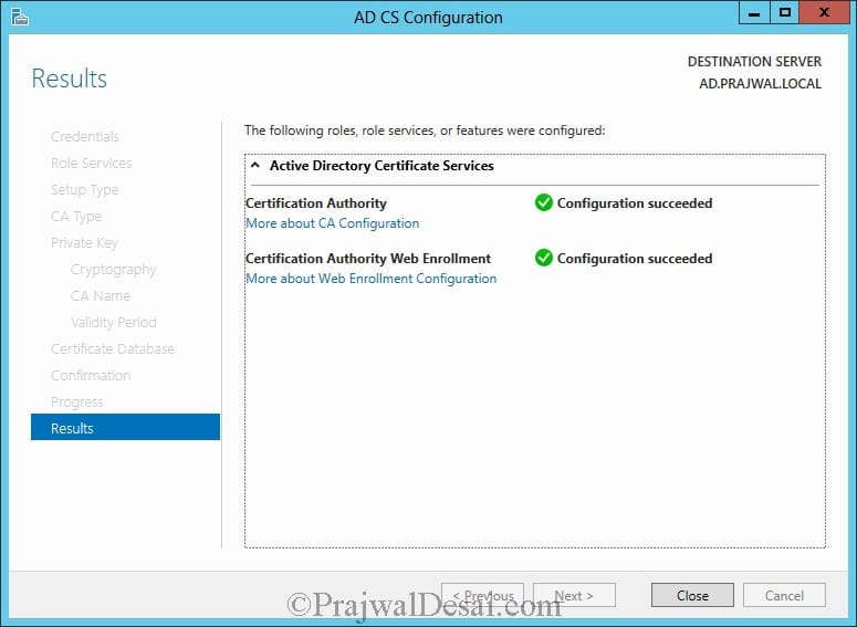 Installation of Lync Server 2013 Standard Edition Part 1 Snap 40
