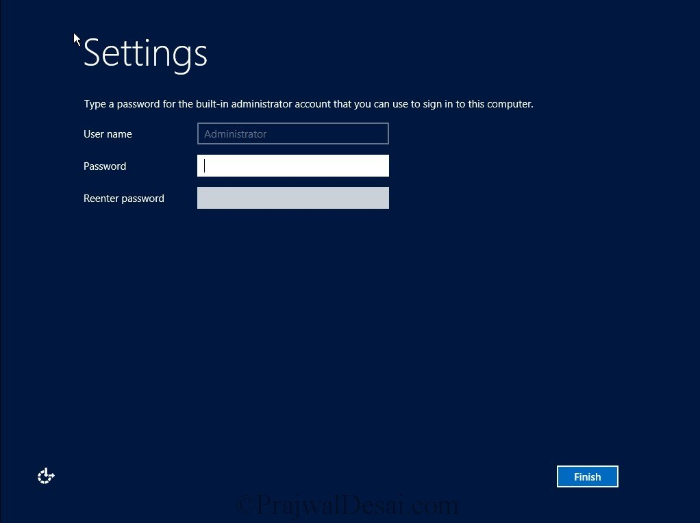Installation of Lync Server 2013 Standard Edition Part 1 Snap 5