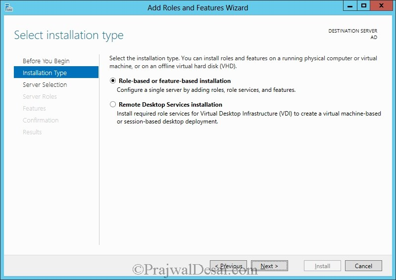 Installation of Lync Server 2013 Standard Edition Part 1 Snap 8