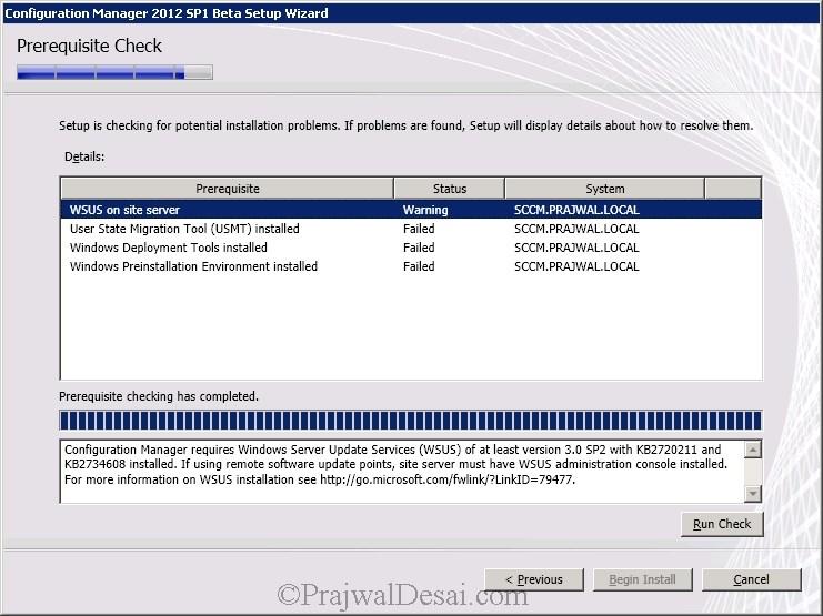 How to Upgrade SCCM 2012 RTM to SCCM 2012 SP1 Beta Snap 12