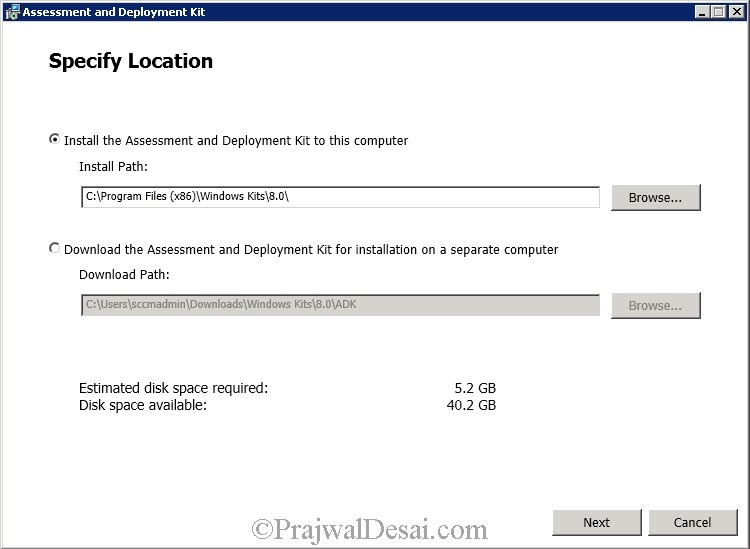 How to Upgrade SCCM 2012 RTM to SCCM 2012 SP1 Beta Snap 13