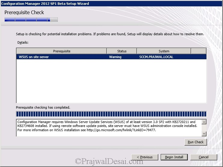 How to Upgrade SCCM 2012 RTM to SCCM 2012 SP1 Beta Snap 19