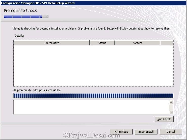 How to Upgrade SCCM 2012 RTM to SCCM 2012 SP1 Beta Snap 20
