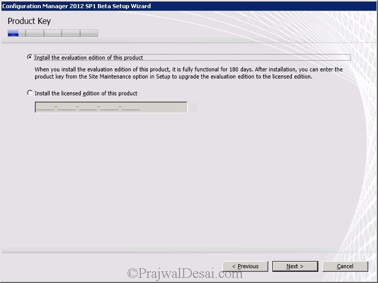 How to Upgrade SCCM 2012 RTM to SCCM 2012 SP1 Beta Snap 4