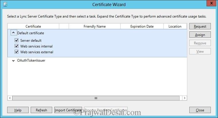 Installation Of Lync Server 2013 Standard Edition Part 3.1 Snap 29