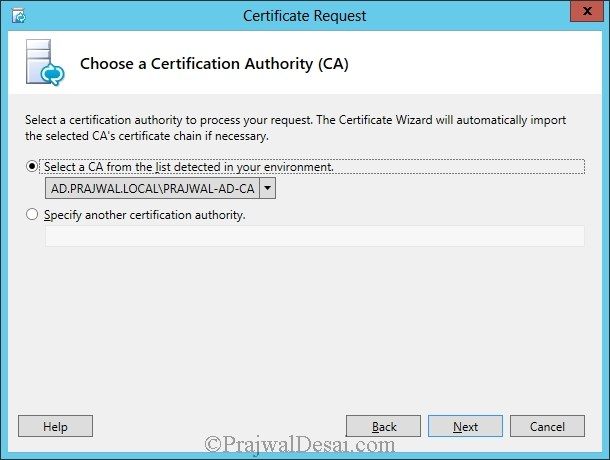 Installation Of Lync Server 2013 Standard Edition Part 3.1 Snap 32