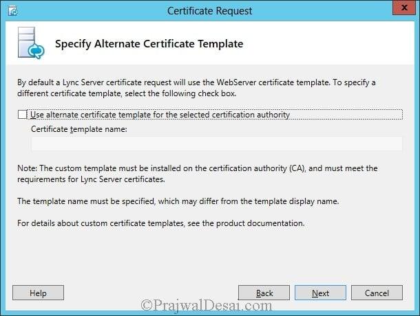 Installation Of Lync Server 2013 Standard Edition Part 3.1 Snap 34
