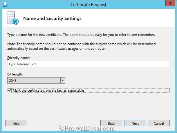 Installation Of Lync Server 2013 Standard Edition Part 3.1 Snap 35