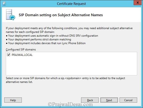 Installation Of Lync Server 2013 Standard Edition Part 3.1 Snap 39