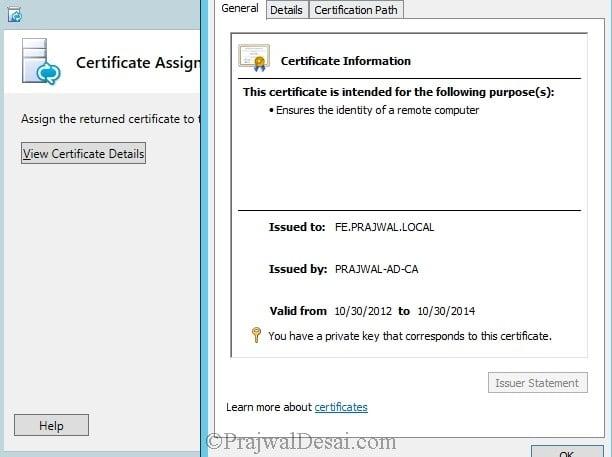 Installation Of Lync Server 2013 Standard Edition Part 3.1 Snap 43