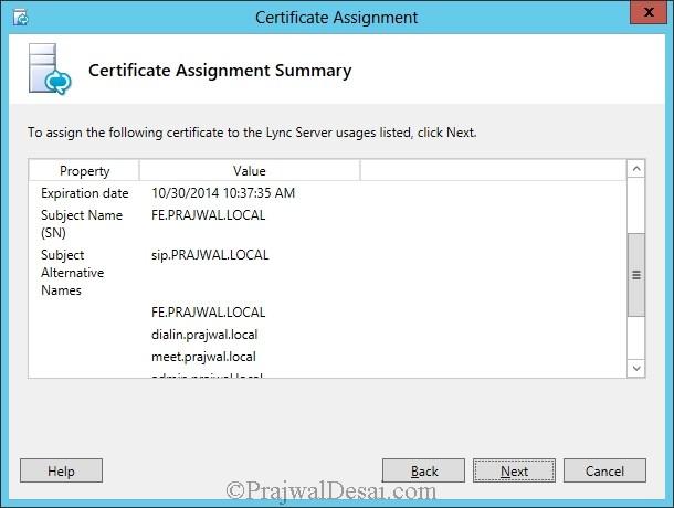 Installation Of Lync Server 2013 Standard Edition Part 3.1 Snap 44