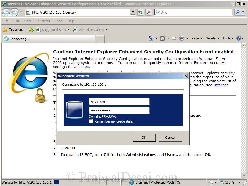 How to Issue a SAN Certificate to Exchange Server Snap 11