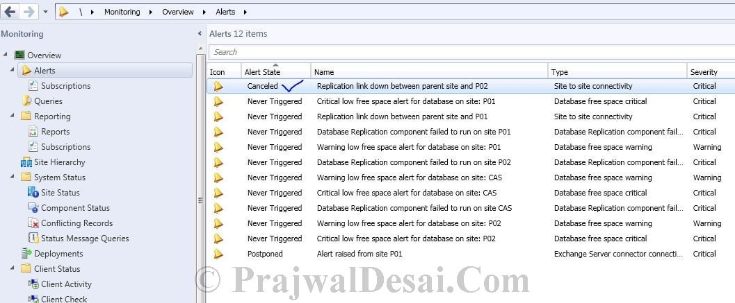 Replication Link Analyzer In Configuration Manager 2012 Snap 16