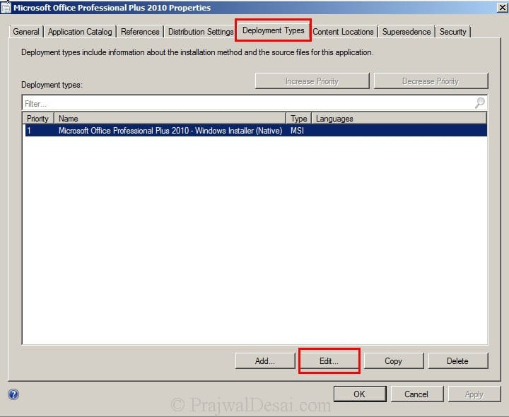 Deploy Microsoft Office 2010 Using SCCM 2012 Snap 13