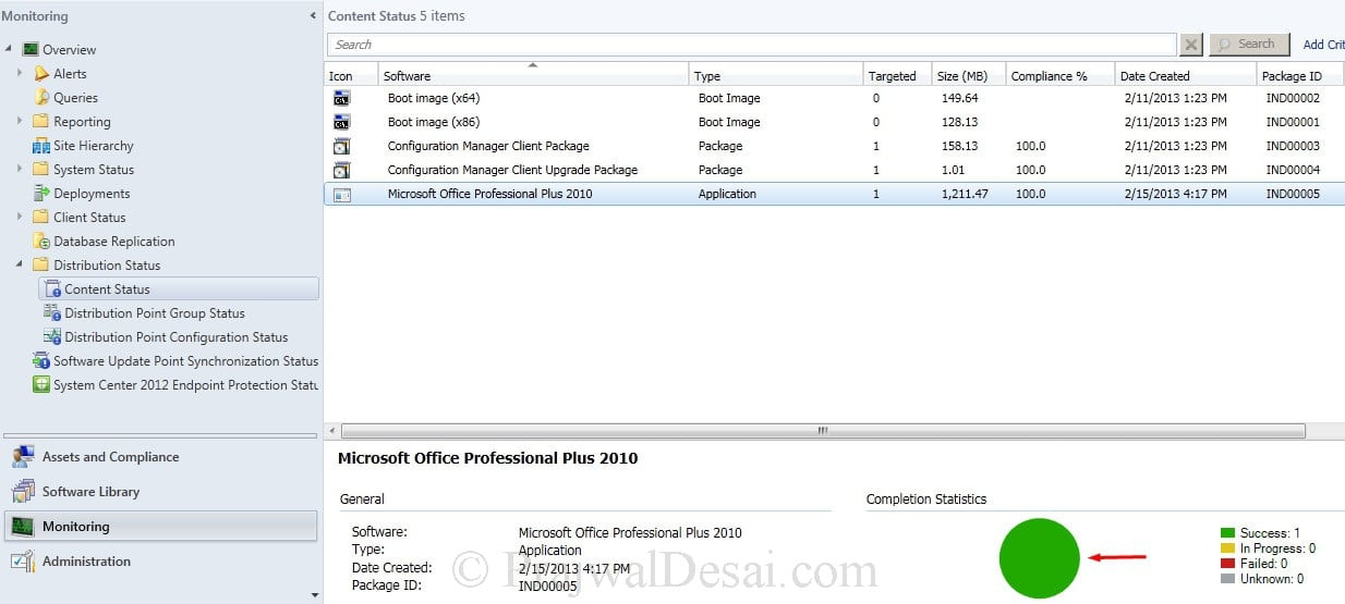 Deploy Microsoft Office 2010 Using SCCM 2012 Snap 17