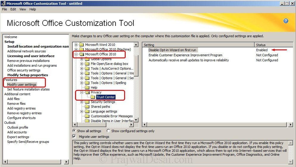Deploy Microsoft Office 2010 Using SCCM 2012 Snap 7