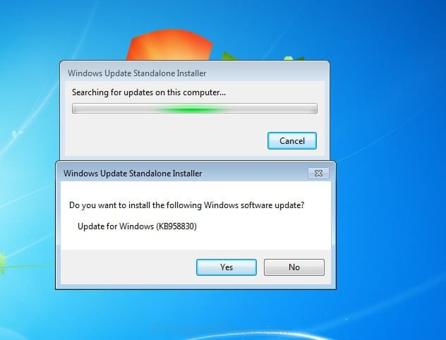 How To Install Exchange 2010 Management Tools On Windows 7 Snap 1