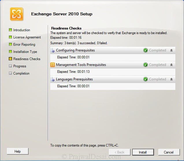 How To Install Exchange 2010 Management Tools On Windows 7 Snap 12