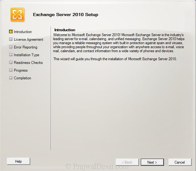 How To Install Exchange 2010 Management Tools On Windows 7 Snap 8