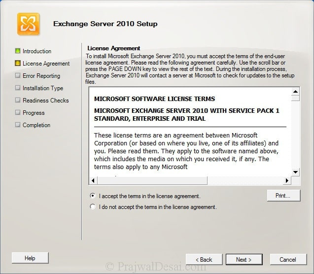 How To Install Exchange 2010 Management Tools On Windows 7 Snap 9