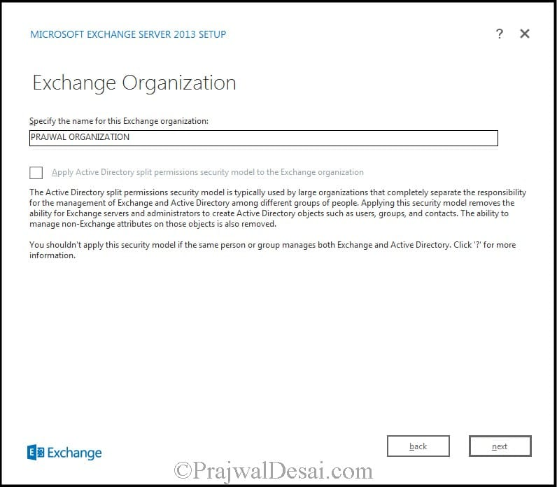 How to Install Exchange Server 2013 Snap 11