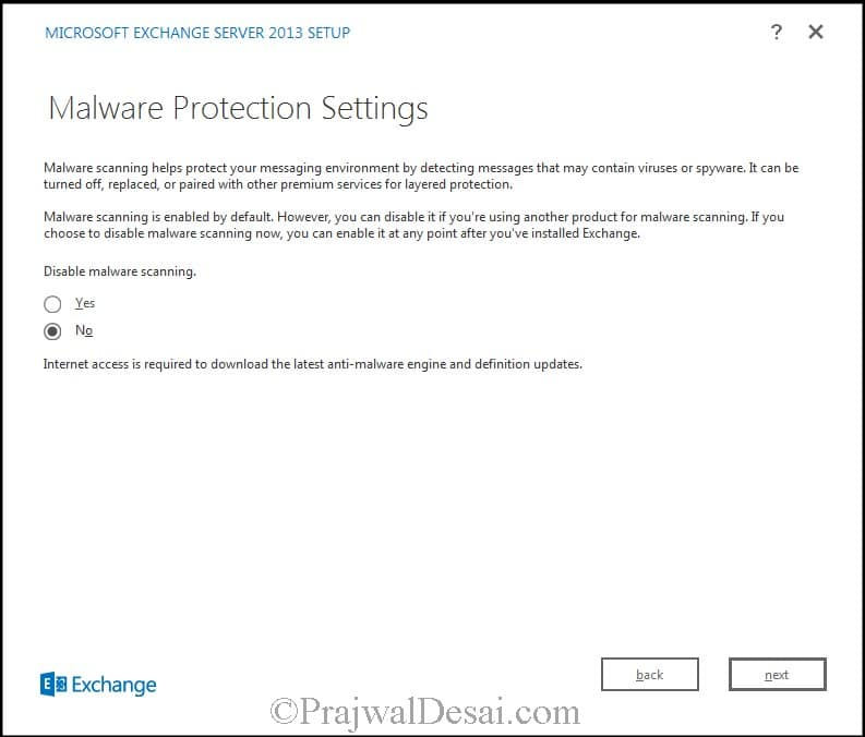 How to Install Exchange Server 2013 Snap 12