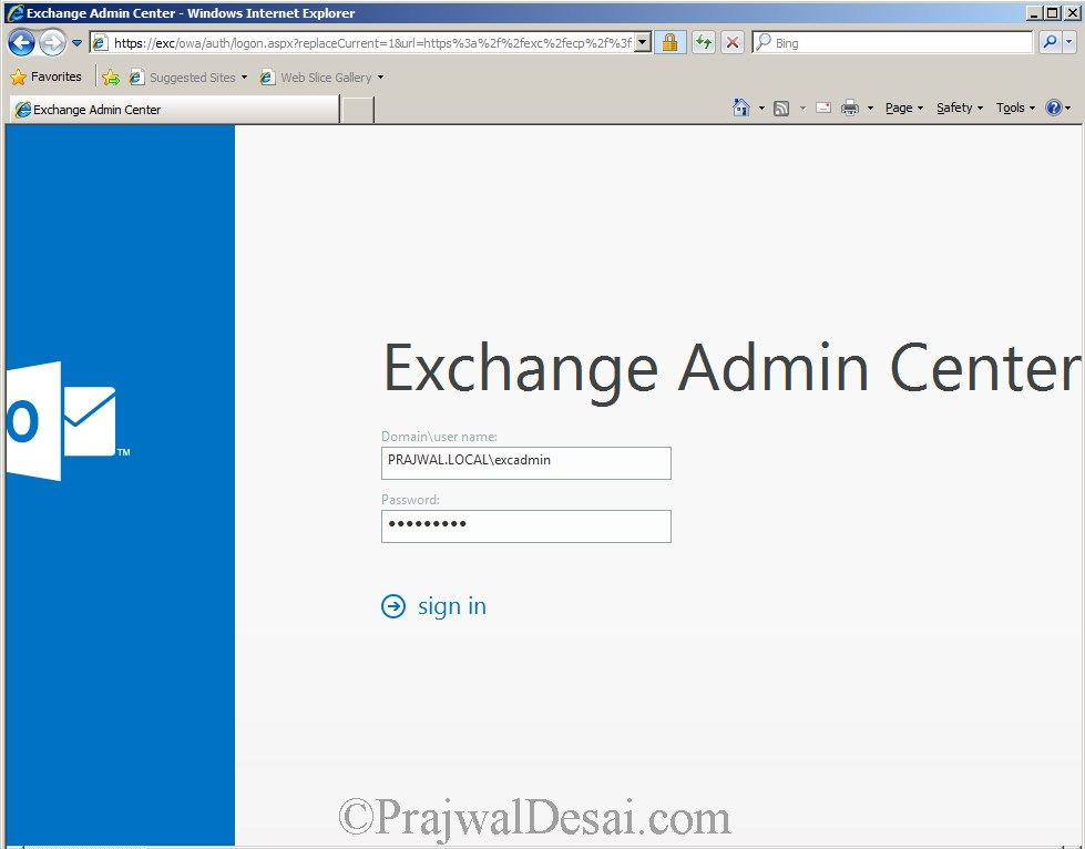 How to Install Exchange Server 2013 Snap 15