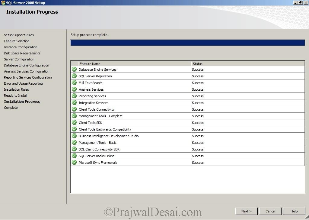 Deploying SCCM 2012 Part 4 – Installing SQL Server Snap 14