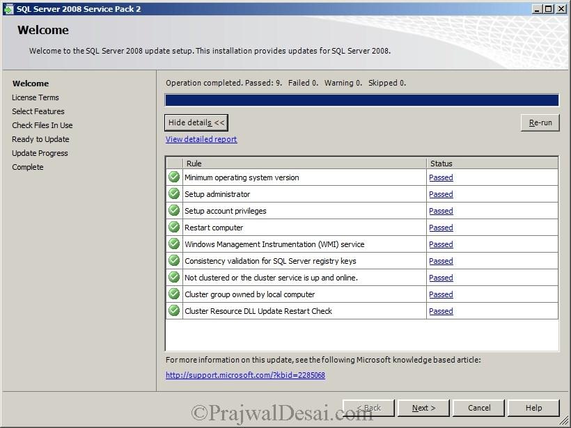 Deploying SCCM 2012 Part 4 – Installing SQL Server Snap 15