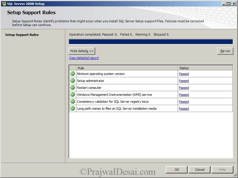 Deploying SCCM 2012 Part 4 – Installing SQL Server Snap 3