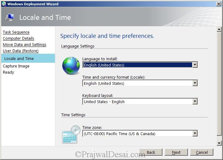 Microsoft Deployment Toolkit Part 2 Snap11