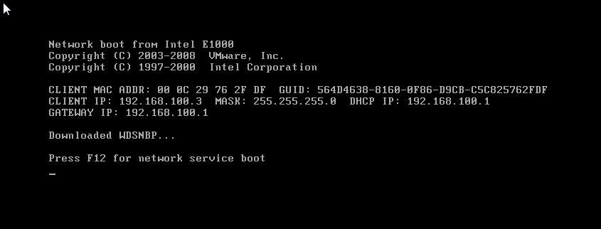 Microsoft Deployment Toolkit Part 2 Snap3