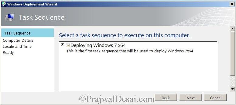 Microsoft Deployment Toolkit Part 2 Snap7