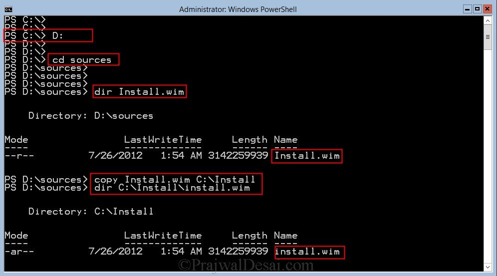 Switching Between GUI and Server Core in Windows Server 2012 Snap 2