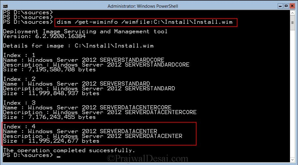 Switching Between GUI and Server Core in Windows Server 2012 Snap 3