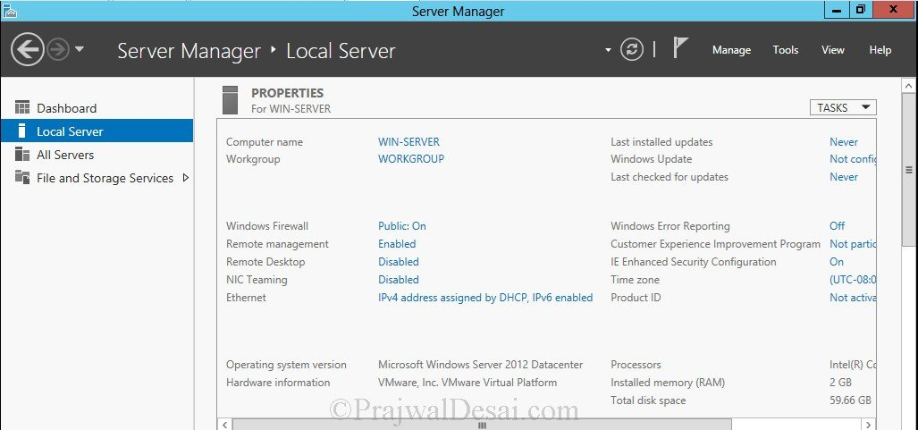 Switching Between GUI and Server Core in Windows Server 2012 Snap 9